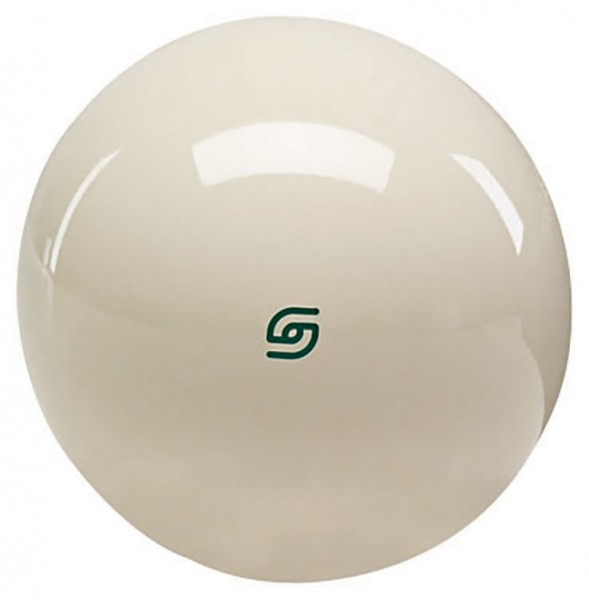 Green Logo Aramith Magnetic Cue Ball