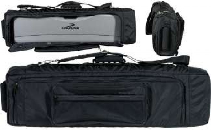 Longoni Travel Bag For Hard Pool Cue Cases