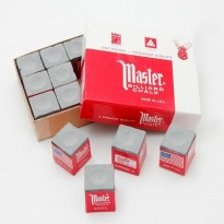 Master Green Chalk 12 pieces box - Master Grey Chalk - 12pcs box