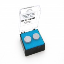 Blue Diamond, 25 2-Unit Boxes - 2 pieces Cuetec Explorer KL2 14 mm tip box