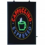 Catalogo di prodotti - Capuccino LEDs Sign