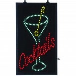 Catalogo di prodotti - Cocktail LEDs Sign