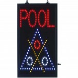 Taco de billar 5 Quillas Vaula Suprema - Cartel Pool de LEDs
