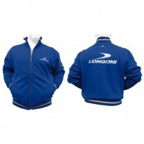 Clothing - Longoni Blue Jacket