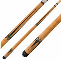 Billiard Cue Classic Nature Break Jump 5/16x18 - Classic Delta CLD-03 13mm