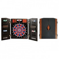 Catalogo di prodotti - Electronic Dartboard with Cabinet CB-90 CW Soft Tip