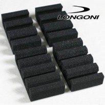Products catalogue - Spare foam for Longoni Hard Cue Cases with 2x4 + 3-Lobite capacity