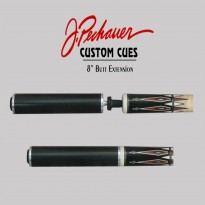 Billiard Cue extension Grip telescopic - Pechauer billiard cue extension