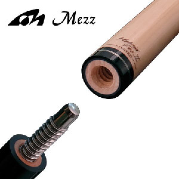 Mezz Hybrid Pro 2 shaft with Wavy joint