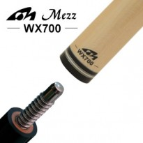 Catalogo di prodotti - Mezz WX700 Pool Cue Shaft - Wavy Joint