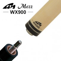 Mezz Hybrid Pro 2 shaft with Wavy joint - Mezz WX900 Pool Cue Shaft - United Joint