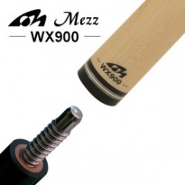 Mezz Hybrid Pro 2 shaft with Wavy joint - Mezz WX900 Pool Cue Shaft - Wavy Joint
