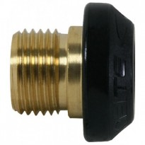 3Lobite Cap Screw - 3lobite bumper in brass