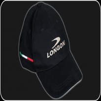 Clothing - Longoni Black Cap