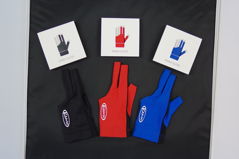 Kamui Billiard Glove Quick Dry