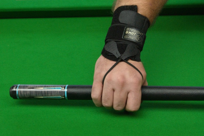 Straight Shot Glove training billiard Glove