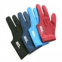 Elite Black Billiard Glove - IBS Glove