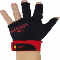 Offerte - Longoni Glove Black Fire 2.0 David Alcaide for right hand