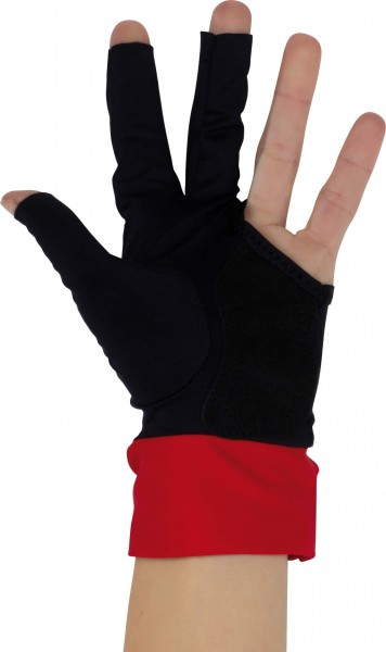 Longoni Glove Black Fire 2.0 David Alcaide for left hand