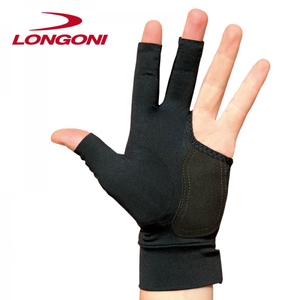 Longon Glove Black Fire 2.0 left hand