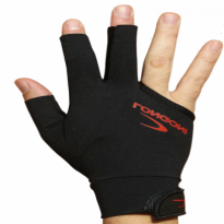 Cue accessories / Gloves - Longoni Glove Black Fire 2.0 for Right Hand