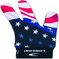 Longoni Glove Black Fire 2.0 David Alcaide for right hand - Longoni Renzline USA Glove