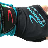 Finger Wraps, Palmless Glove - Longoni Sultan Glove 2.0 for left hand