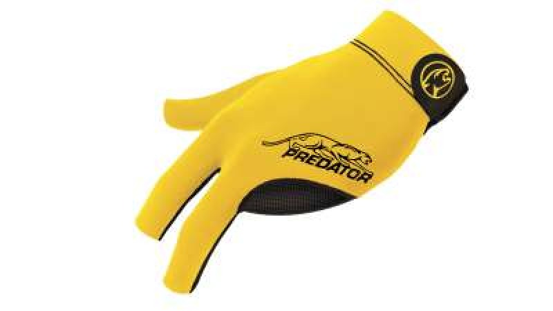 Predator Glove Second Skin Yellow