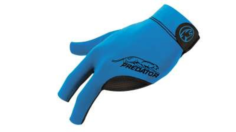 Predator Glove Second Skin Blue