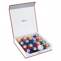 Produktkatalog - DynaSpheres Pool Silver 57,2mm Billiard Balls