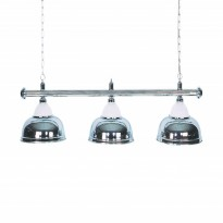 Catalogo di prodotti - Billiard Lamp with 3 chromed shades