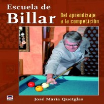 Catálogo de produtos - Book: Billiard. From Learning to competition