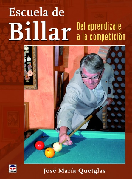 Book: Billiard. From Learning to competition