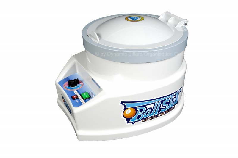 BallStar Pro White Ball Cleaner