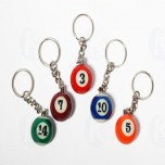 Produktkatalog - Billiard Ball Keychain