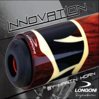 Carom cue Longoni Emme5 by Eddy Merckx - Longoni Innovation by Martin Horn