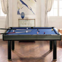 Black Elephant Billiard Table