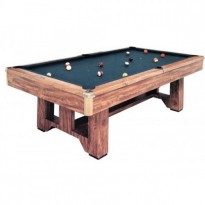 Mesa de Billar Brunswick Brighton Rovere 8 FT Pocket
