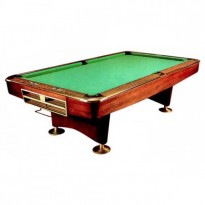 Catálogo de productos - Mesa de Billar Brunswick Goldcrown III 9 FT Pocket