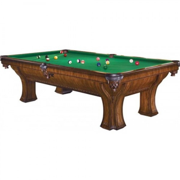 Pool Table Brunswick Marquette 8 FT Pocket