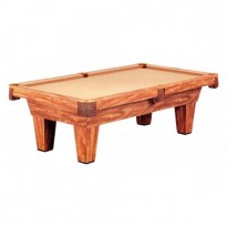 Pool Table Brunswick Scottsdale Rovere 7 FT Pocket
