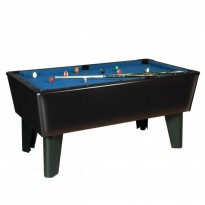 Catálogo de productos - Mesa de Billar Dynamic Bronco 8 Ft Negra