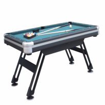 Products catalogue - Billiard Table Sydney II 7ft black-silver