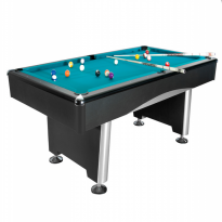 Dynamic III 7 ft brown pool table - Billiard Table Dynamic Triumph 8 ft black