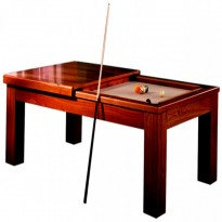 Pool table Riley Semi Pro 7ft black - Clash Arizona 7 ft Pool Billiard Table