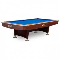 Products catalogue - Clash Competition 9 ft Pool Billiard Table