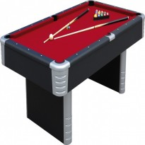 Billiard Pool Table Dynamic Vancouver 7 Ft  Black - 7 ft Billiard Pool Table New Mexico