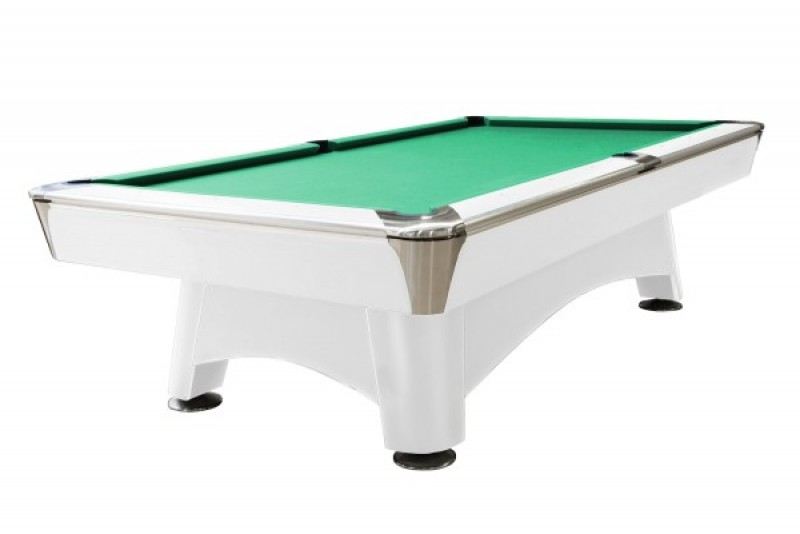 Dynamic Billiard table Hurricane 9FT White