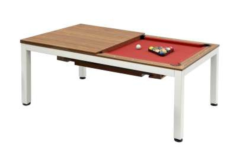 Billiard Pool Table Dynamic Vancouver 7 Ft  Brown