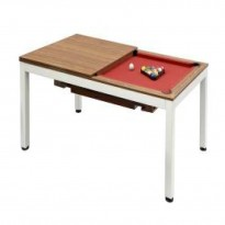 Catalogo di prodotti - Billiard Pool Table Dynamic Vancouver 7 Ft  Brown